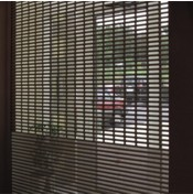 sws seceurovision 3800 available both with solid and perforated slats for extra vision and security