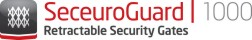 SeceuroGuard 1000 Rectractable Security Gates